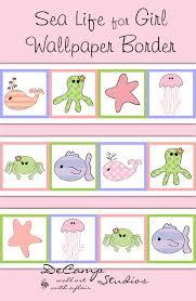 The  Best Frozen Nursery Wall Borders Ideas On Pinterest - Kids room wallpaper borders