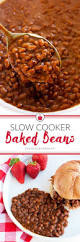 slow cooker boston baked beans recipe u2022 food folks and fun