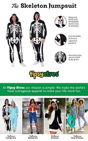 glow in the dark halloween pajamas amazon com women u0027s skeleton halloween costume skeleton jumpsuit