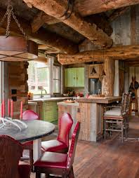 rustic cabin amazing montana home
