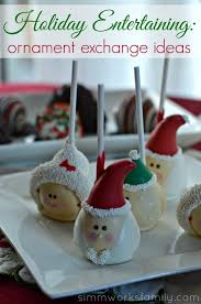 ornament exchange ideas entertaining with shari s berries