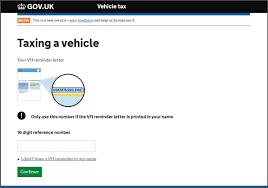 road tax how to cartakeback blog