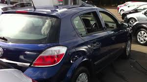 2006 56 vauxhall astra 1 4 16v life 5dr inc air con blue youtube