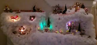 department 56 north pole series village setup inspiration