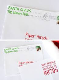 official letters from santa how to get a postmarked letter from santa by supermommoments