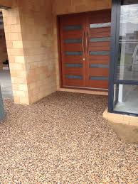 image detail for exposed aggregate house stuff pinterest