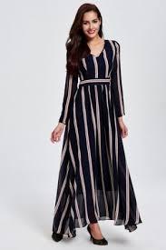 light blue and white striped maxi dress dress rigo light blue white striped dress online tata cliq