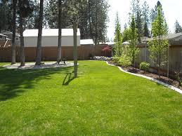 Simple Backyard Ideas Stunning Simple Backyard Landscape Ideas Simple Landscaping Ideas