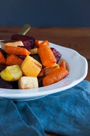 Recipe For Roasted Root Vegetables - rainbow roasted root vegetables paleo aip whole30 hungry