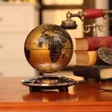 Levitating Bulb by Floating Globe Magnetic Levitation Maglev Levitating World Map 8
