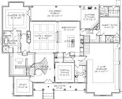 plantation style house plans luxury style house plans plan 85 117