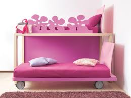 Girls Pink Bed by Furniture Beautiful Collection Of Loft Bed For Girls Offering