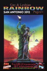 Stephens Roofing San Antonio Tx by U0026 Rainbow Pages San Antonio 2012 By U0026
