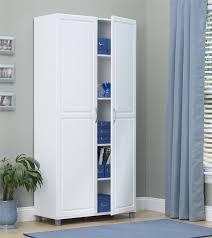 Food Storage Cabinet Kitchen Storage Cabinet Oak Pantry Cabinet Shallow Cabinet Food