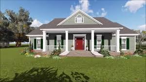 House Plan Gallery Hpg 1951 1 1 951 Sf 3 Bed 2 5 Bath Country House Plan By House