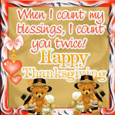 when i count my blessings free happy thanksgiving ecards 123