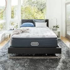 beautyrest silver maddyn luxury firm pillow top full size mattress