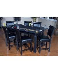 poker game table set amazing deal on burlington series 100717pc 3 in 1 game table set