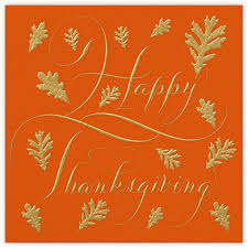 thanksgiving cards at paperless post