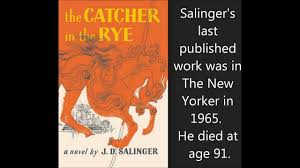 holden caulfield guide to the catcher in the rye by j d salinger holden caulfield