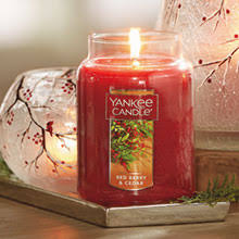 scented candles collections yankee candle