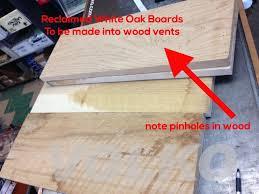 volko wood vents and grilles custom eggcrate wood vents