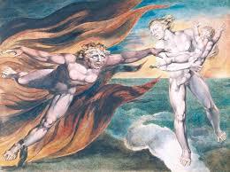 the good and evil angels u0027 william blake 1795 c 1805 tate