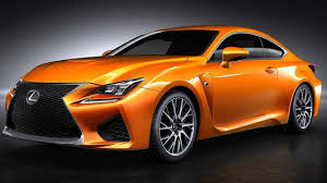 lexus rc convertible lexus asking fans to name new orange paint for rc f