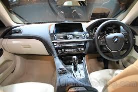 bmw 6 series interior 2015 bmw 6 series gran coupe facelift interior indian autos