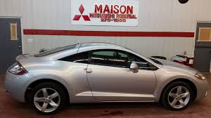 used 2007 mitsubishi eclipse gs in dolbeau mistassini used