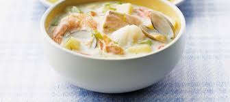 8 Classic Fish And Seafood Sauce Recipes Classic Maritime Seafood Chowder Recipe Dairy Goodness