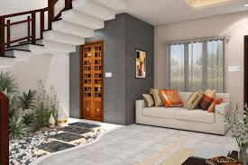 outstanding house design with interior for full enjoyment