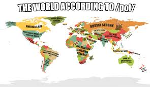 4chan Meme - world according to 4chan eurokeks meme stock exchange