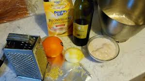eau de fleur d oranger cuisine pompe provençale de noël a l huile d olive la cuisine de papy