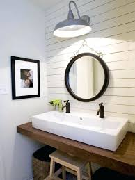 Decorate Bathroom Mirror - cottage mirrors for bathroombest mirror with shelf ideas on
