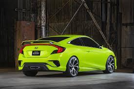 honda civic 2016 si is this the 2016 honda civic sedan and coupe
