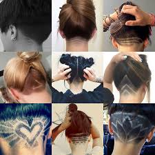 undercut hairstyles for women 2017