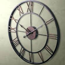 black wrought iron table clock wrought iron pendulum wall clock wrought iron wall clock 3 gallery