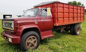 c70 truck retirement farm auction van adkisson auction service llc