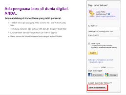 membuat email yahoo indonesia cara membuat email yahoo indonesia yayasan al mu awanah