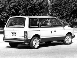 dodge caravan 1985 pictures information u0026 specs