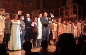 Curtain Call Theatre Trump Vs Hamilton Great Comet And Fairwageonstage Win And Win