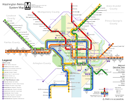 Metro Washington Dc Map by An Interesting Failure Theodore Ditsek