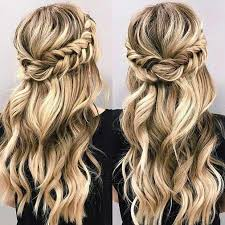 11 more beautiful hairstyle ideas for prom night 3 half up