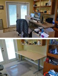 Adjustable Height Desk Reviews by Uplift Height Adjustable Standing Desk Review