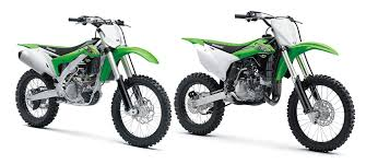 2018 kawasaki kx f and klx models announced dirt rider