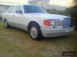 mercedes s class 1986 mercedes s class 300sel 1986 for sale in islamabad pakwheels