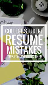 Best Resume University Student by Best 25 Student Resume Ideas On Pinterest Resume Help Resume