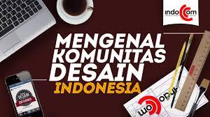 8 mengenal komunitas desain grafis indonesia kpci komunitas