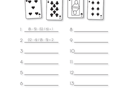 order of operations and use of parentheses worksheets education com
